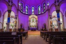 St. Patrick's Catholic Church-多伦多-卡卡卡卡卡布奇诺