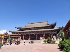 万佛禅寺-东戴河-杨坤