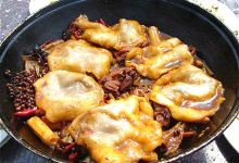 徐州美食图片-地锅鸡