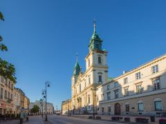 华沙+马佐夫舍地区奥斯特鲁夫等8日游