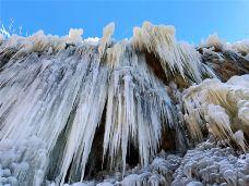 九如山界云冰川景区-济南-AIian