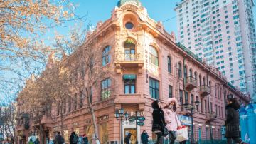 #5#哈尔滨中央大街