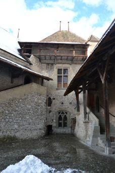 西庸城堡-蒙特勒-WillSum