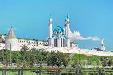 喀山克里姆林宫-喀山-尊敬的会员