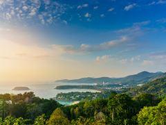长线旅行,普吉+清迈+曼谷泰国全景9日游