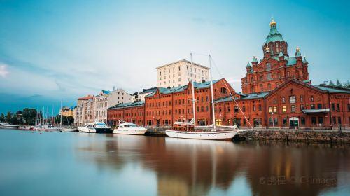 芬兰赫尔辛基+罗瓦涅米+拉普兰9日7晚自由行·圣诞老人村 星空玻璃屋酒店 绚烂北极光