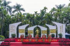 周恩来总理纪念碑-景洪-莱泽诺乾隆
