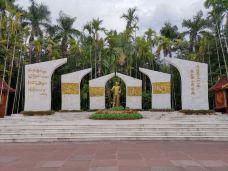 周恩来总理纪念碑-景洪-LHCY