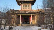 乔金喇嘛庙博物馆