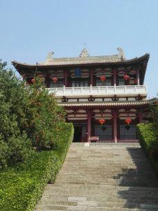 杨贵妃墓-兴平-清风若溪