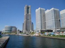横滨港未来21-横滨-小鱼儿2015