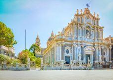 圣阿加塔大教堂-卡塔尼亚-doris圈圈