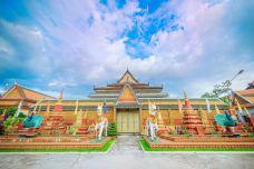 Wat Preah Prom Rath 寺庙-暹粒-doris圈圈