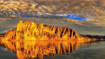 龙羊湖——青海湖胡姊妹湖