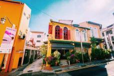 安详山-新加坡-是条胳膊