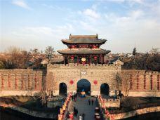 台儿庄古城-枣庄-AIian