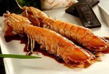 仙本那美食图片-老虎虾