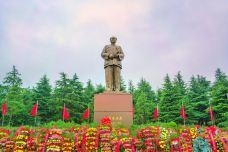 毛泽东铜像-韶山-doris圈圈