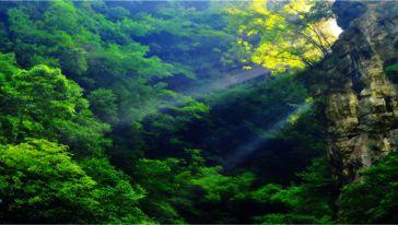 神龙峡风景区3