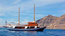 圣托里尼传统木船之旅-圣托里尼-Yuaaa