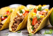 圣地亚哥美食图片-墨西哥玉米饼