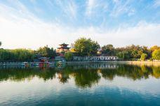 三角湖公园-安阳-doris圈圈