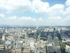 紫峰大厦观光层-南京-陆十六的Lu