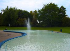 Fuller Park Pool-安娜堡