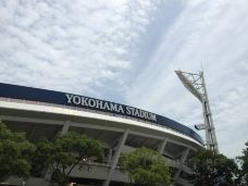 横滨棒球场-横滨
