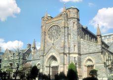 圣派翠克大教堂-布里斯班-在路上的Jorick