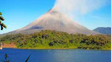 阿雷纳火山