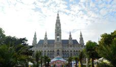 维也纳市政厅-维也纳-小凌60