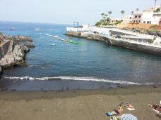 Playa Chica-圣蒂亚格德泰蒂