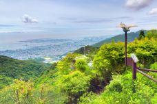 六甲山展望台-神户-doris圈圈