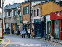 首尔网红咖啡店探店一日游