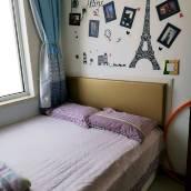 青島金沙灘海景套二墨子之家公寓