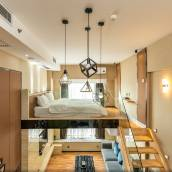 私享家服務式公寓(廣州漢溪長隆地鐵站店)