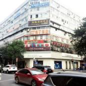 布丁酒店(成都蜀漢路東地鐵站店)
