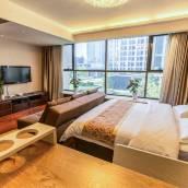 家美世界城酒店公寓(北京世貿天階店)