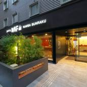 WBF難波BUNRAKU酒店