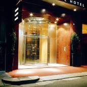 恩特普萊斯設計精品酒店
