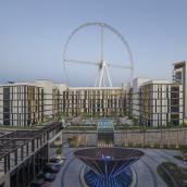 迪拜藍水凱薩宮殿公寓酒店
