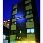 首爾江南KW旅館