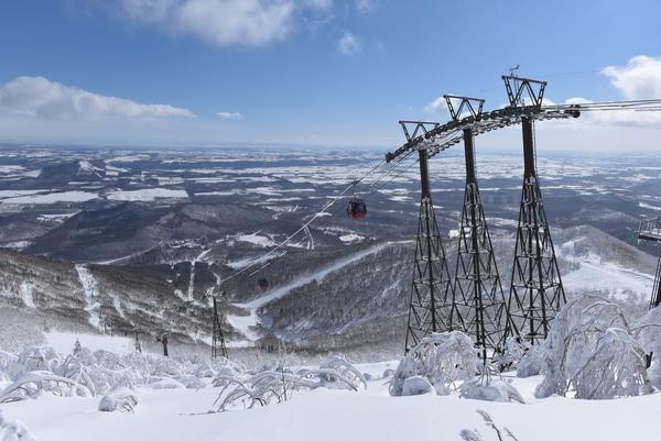 北海道佐幌 Sahoro 度假村滑雪場 - 滑雪/單板滑雪套票