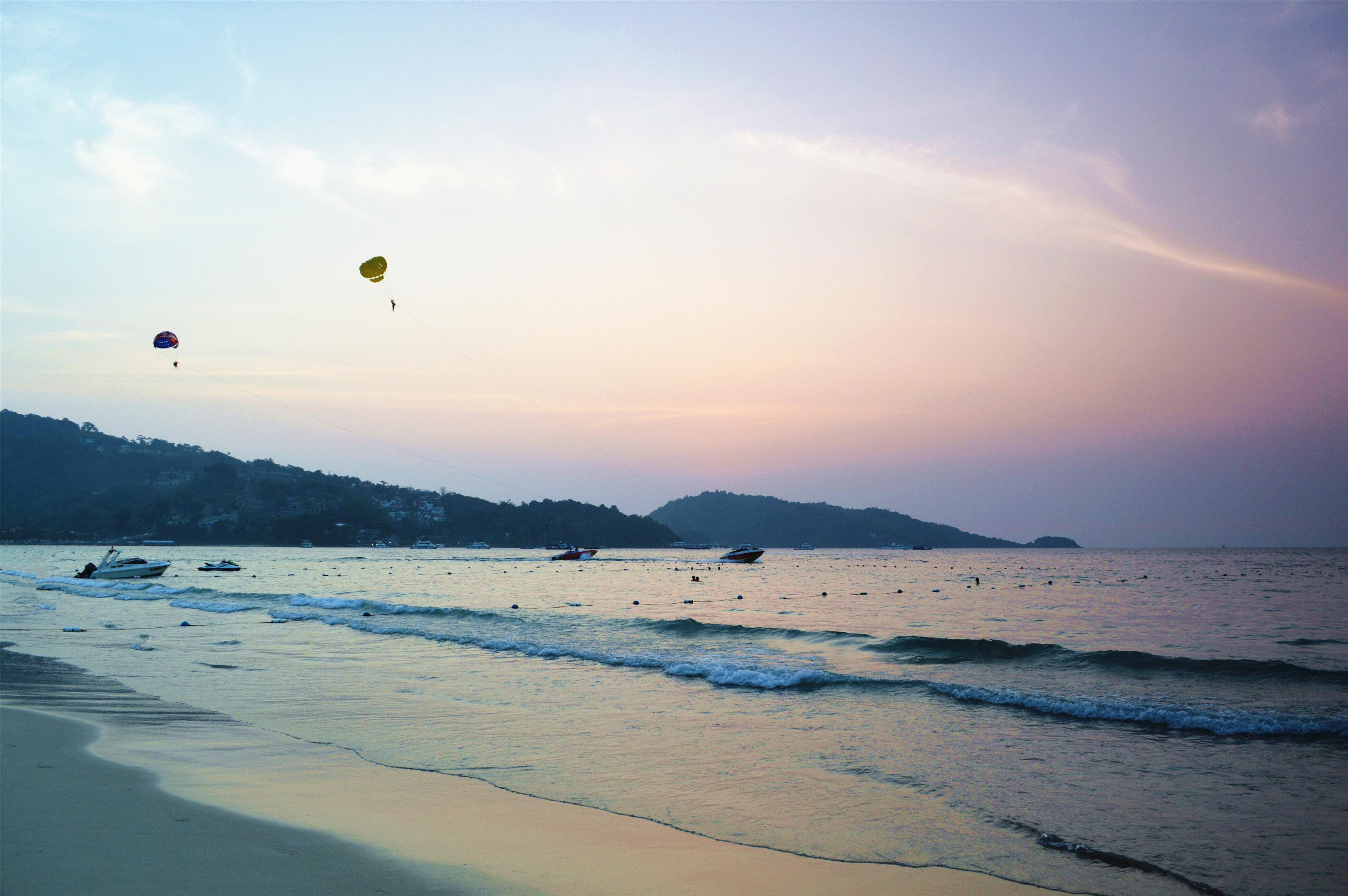 芭東海灘  Patong Beach   -3