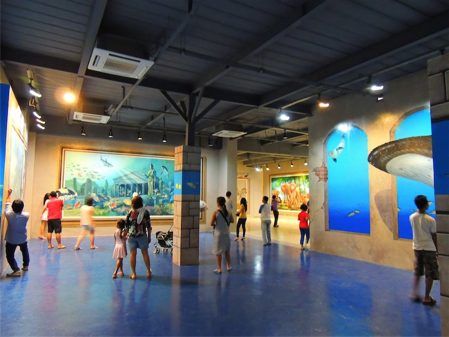 Art in Paradise Pattaya Ticket