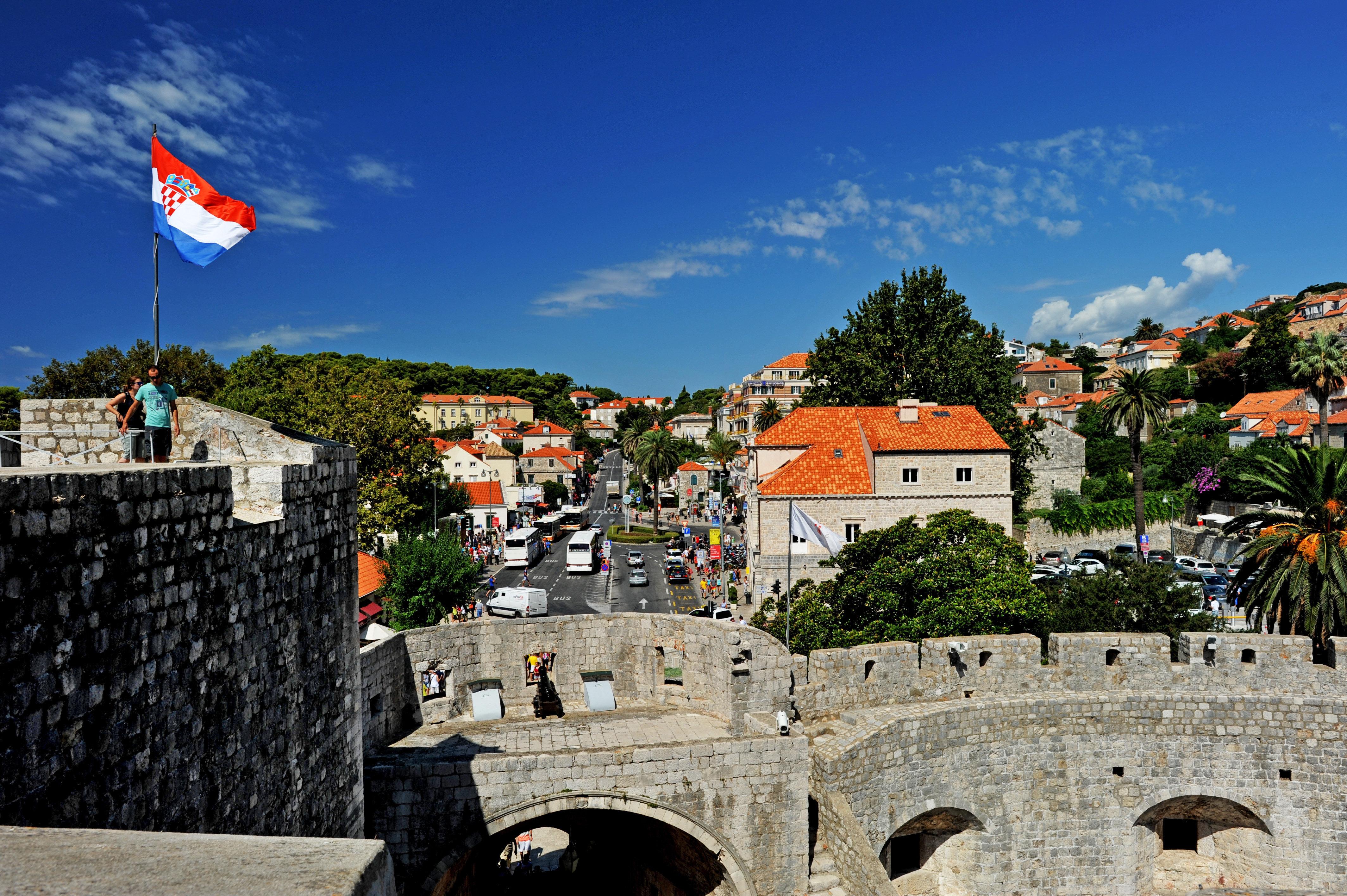 杜布羅夫尼克古城區  Old Town Dubrovnik   -4