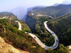 安阳太行大峡谷景区+红旗渠2日跟团游·太行大峡谷+红旗渠