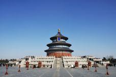 天坛-北京-走爷