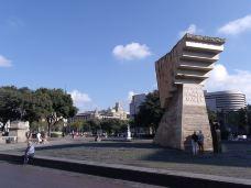 加泰罗尼亚广场-巴塞罗那-小野寺